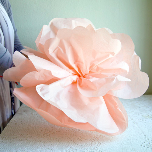 How to make oversized paper flowers choice image flower decoration how to make oversized paper flowers images flower decoration ideas how to make oversized paper flowers mightylinksfo